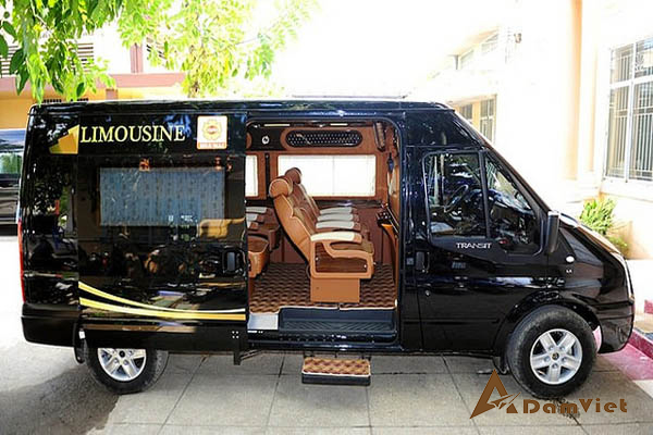Cho thuê Xe Limousine Đi Mai Châu