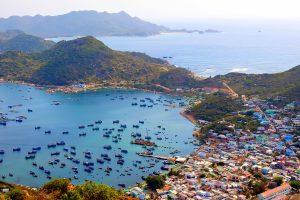 Tour Bình Ba 2N2Đ : Du Ngoạn Vịnh Cam Ranh