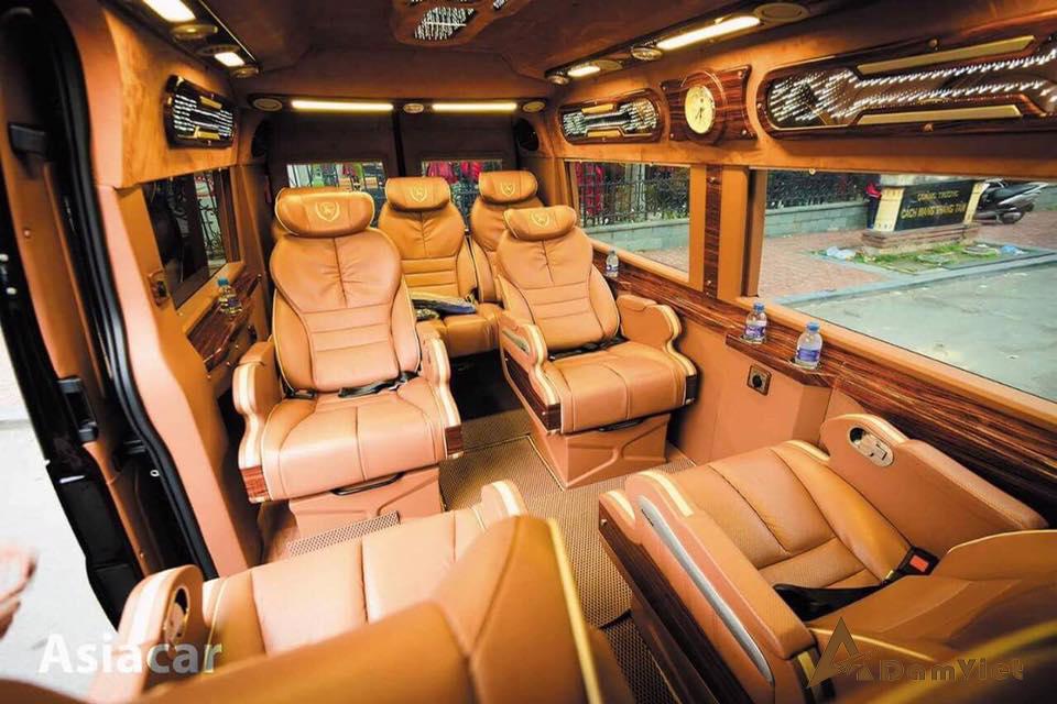Cho Thuê Xe Limousine Đi Hạ Long