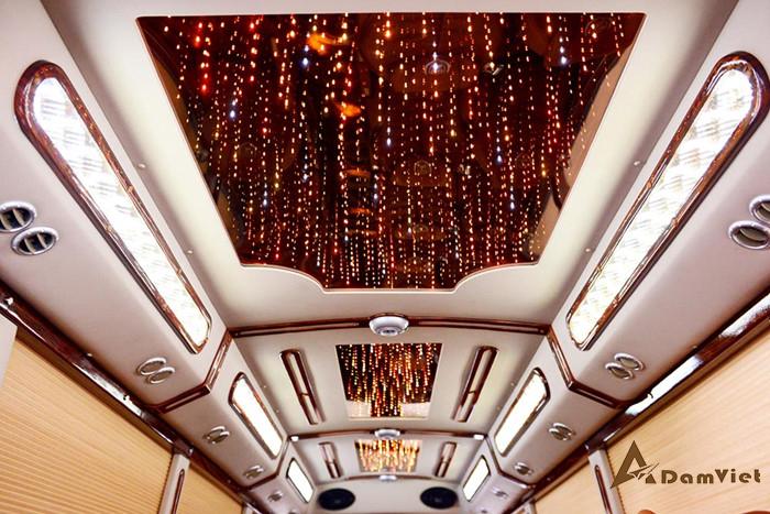 Cho Thuê Xe Puso Limousine 18 Chỗ tại Hà Nội