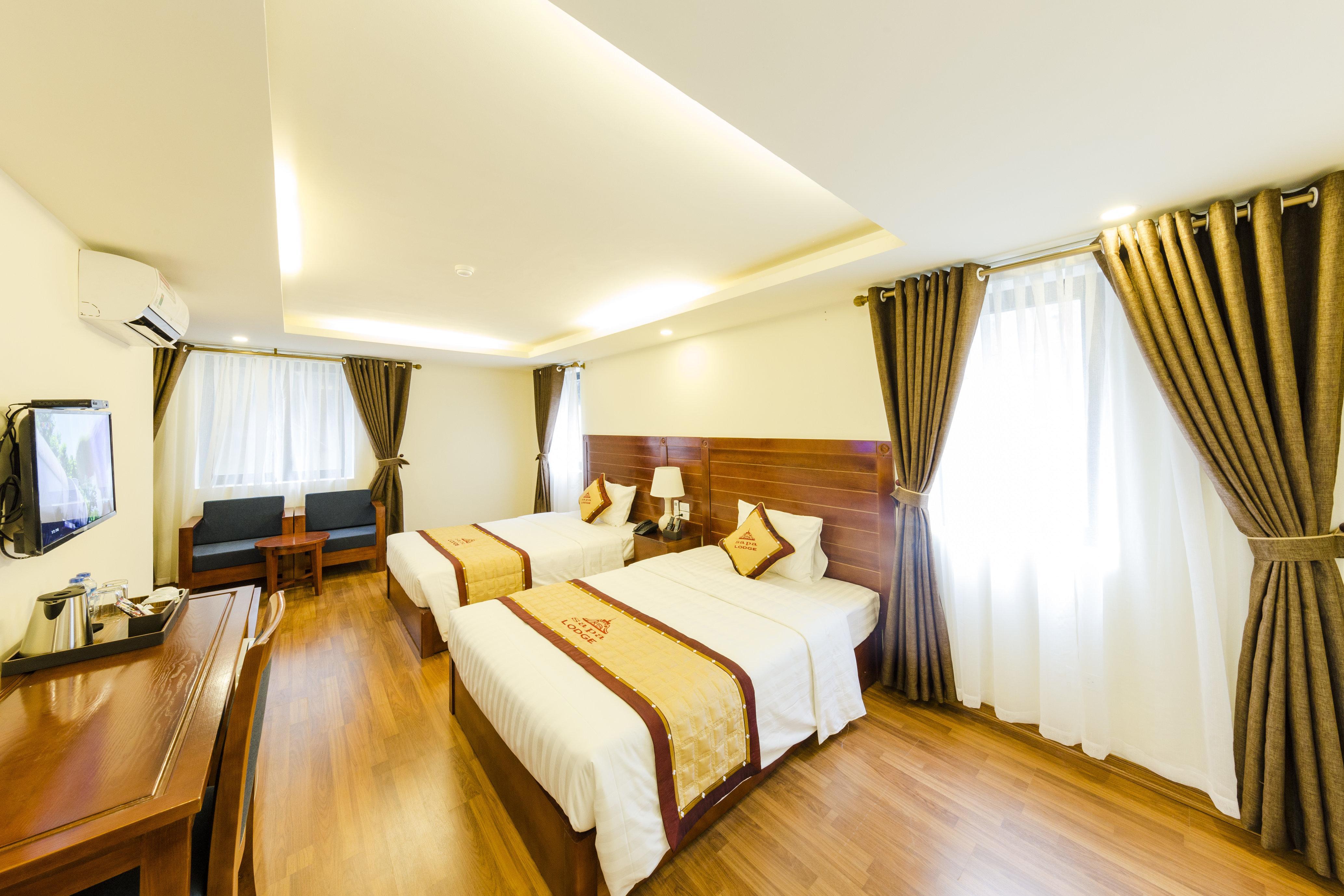Sapa Lodge New Hotel