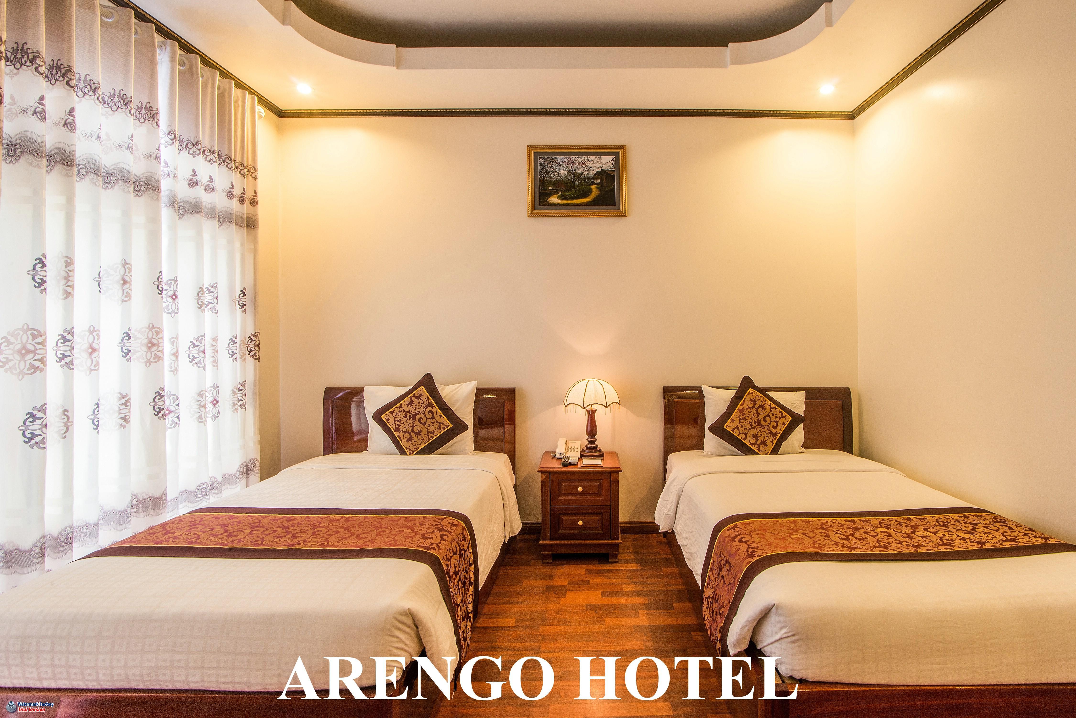 Khách sạn ARENGO Sapa