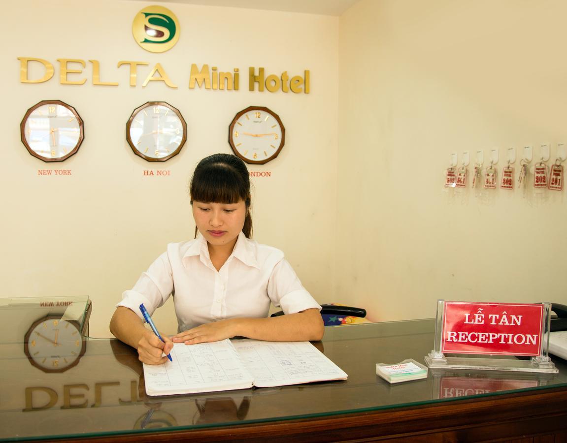 Khách sạn Delta Mini