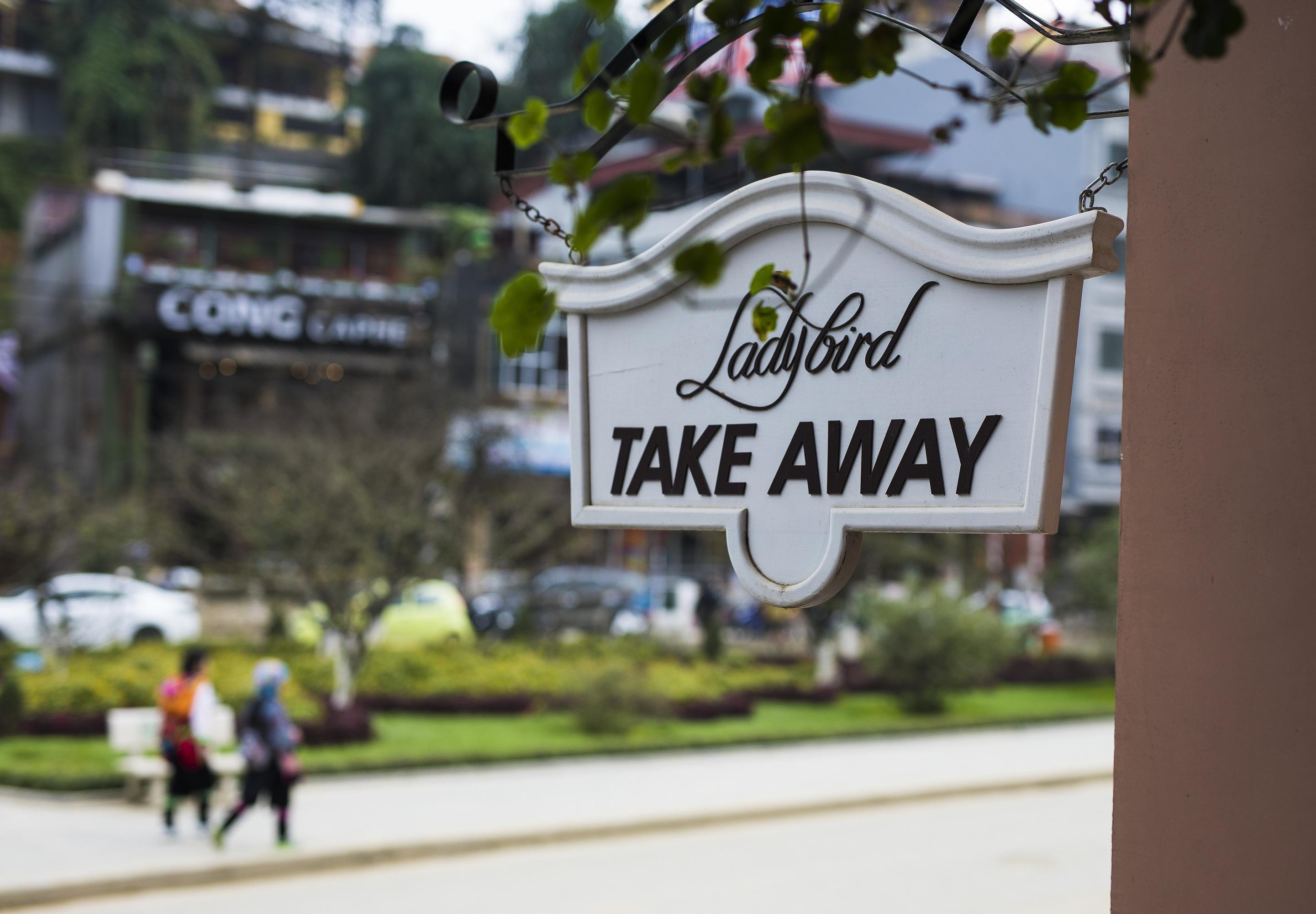 Khách sạn Ladybird Sapa