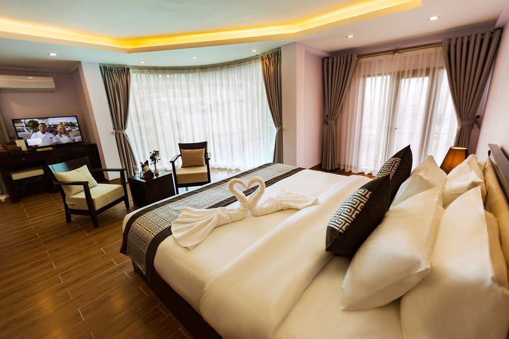 khách sạn Lebordeaux Sapa