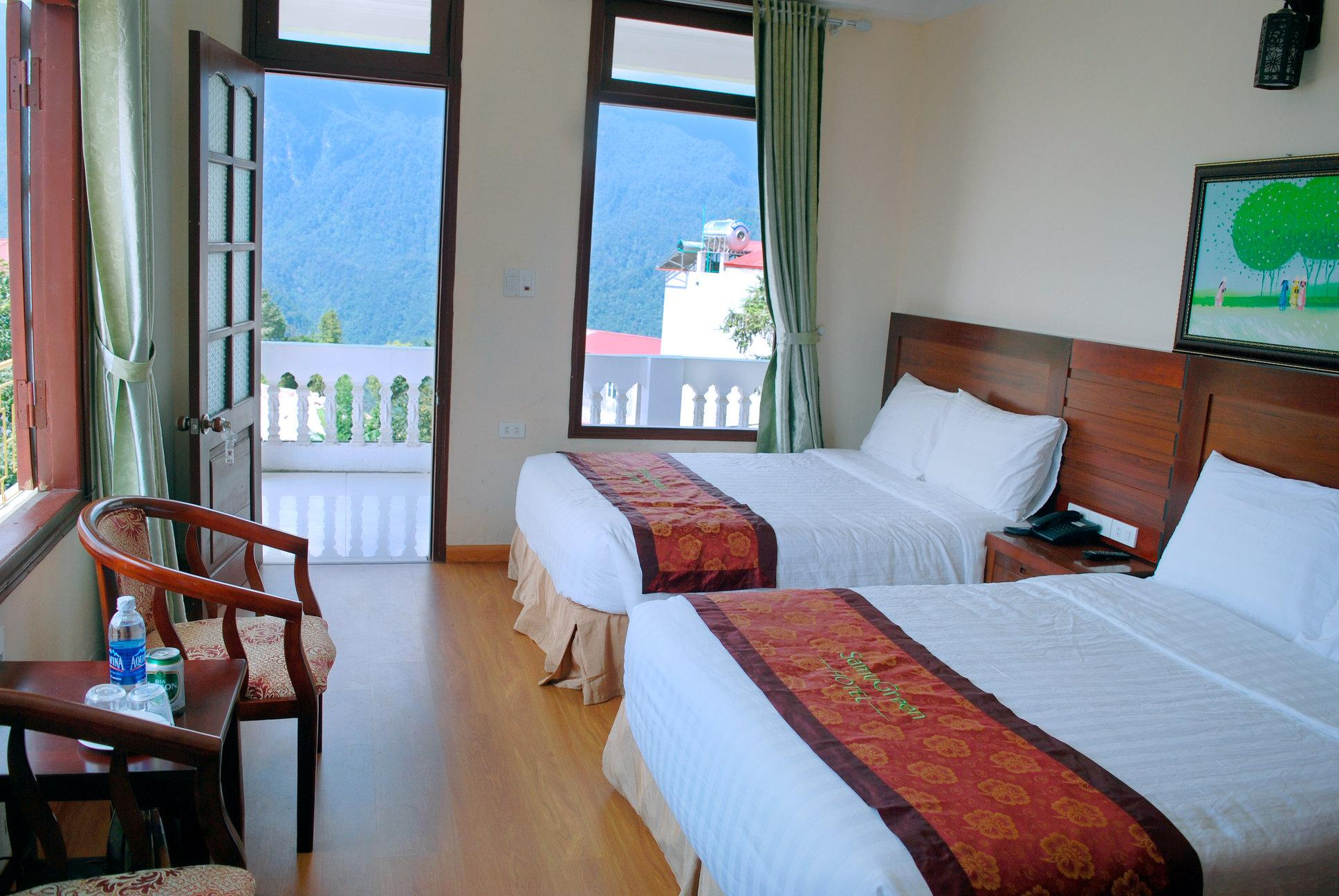 Khách sạn Samu Green sapa