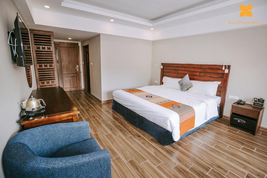 Khách sạn Sapa Charm