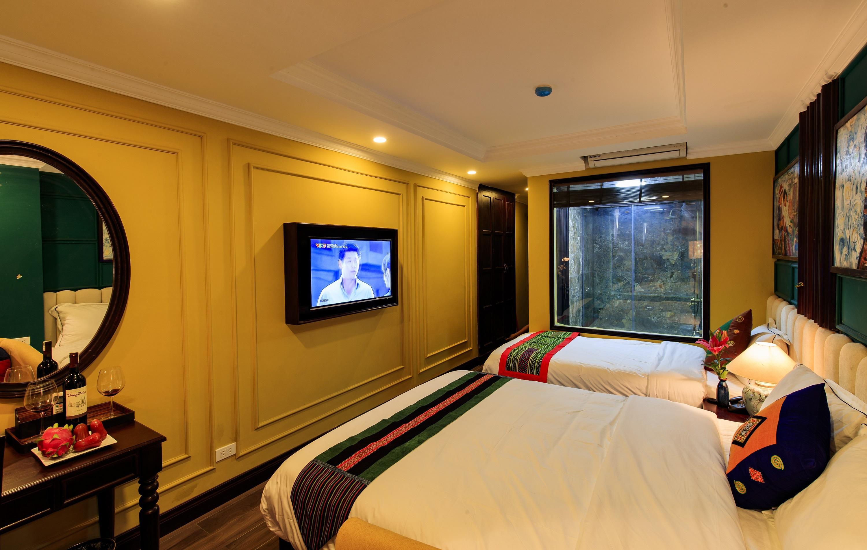 Khách sạnSapa Clover Hotel