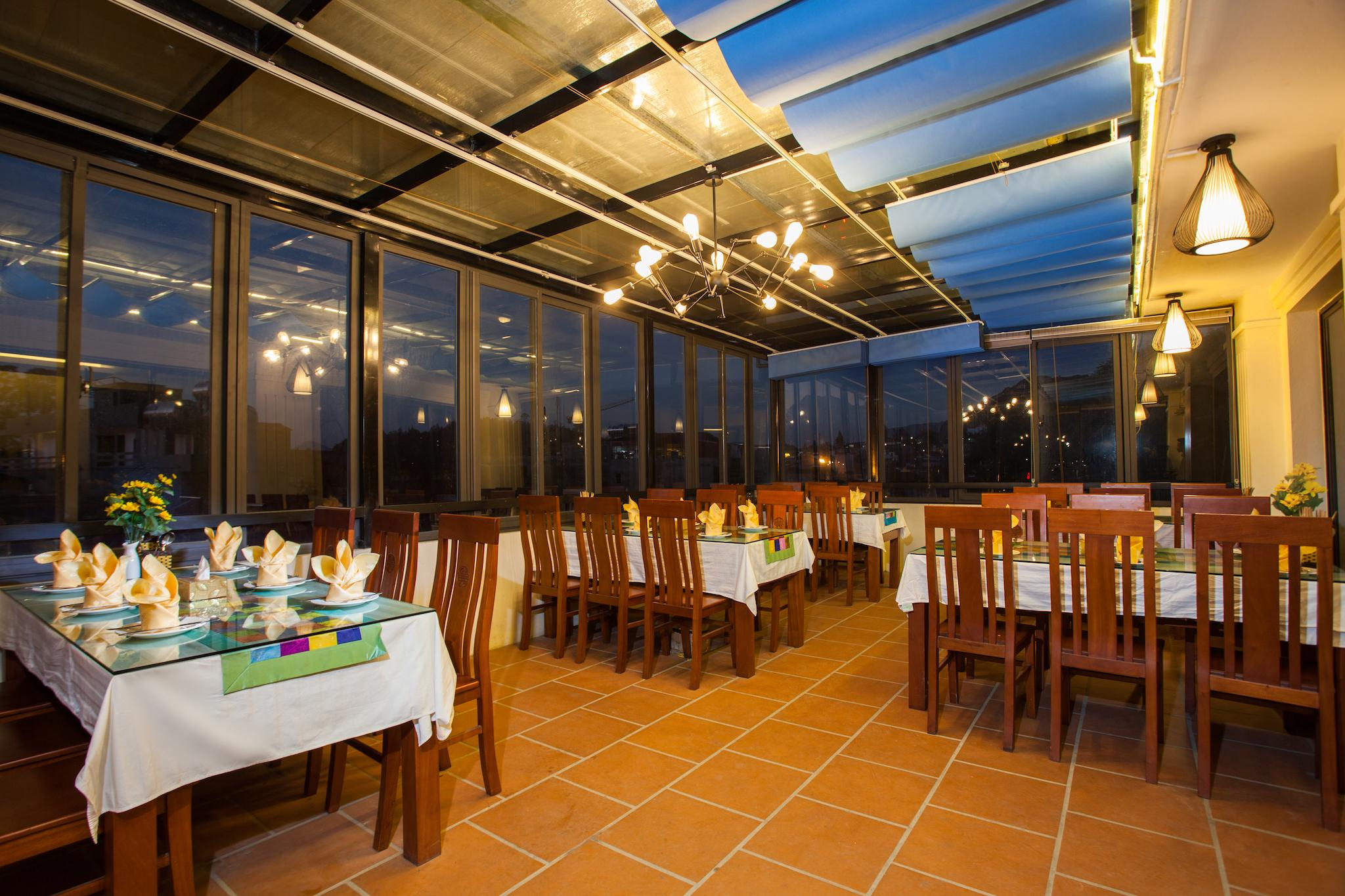 Khách sạn Sapa Majestic
