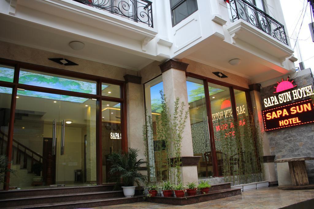 Khách sạn Sapa Sun Hotel
