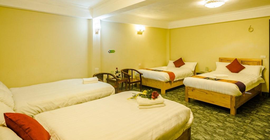 Sapa maison hotel