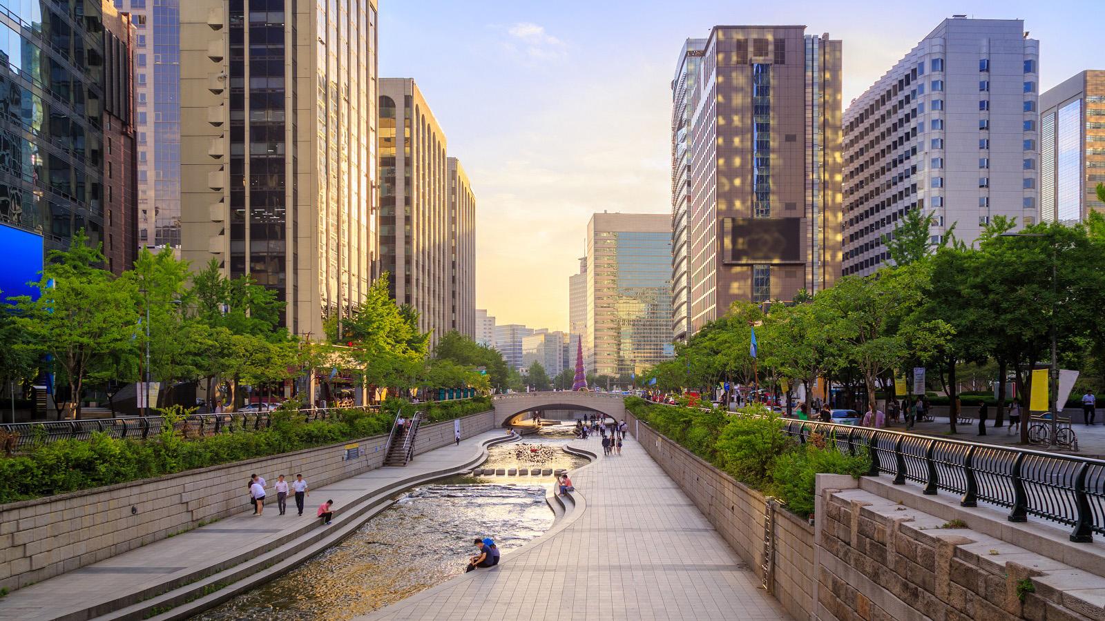 Du Lịch Hàn Quốc – Seoul – Yeouido 5 Ngày 4 Đêm