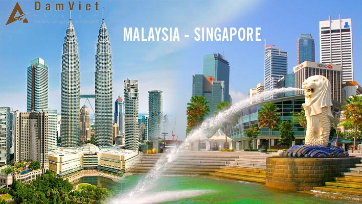 Du lịch SINGAPORE – MALAYSIA