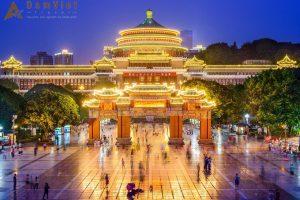 Tour du lịch Trùng Khánh-Xích Thủy-Vũ Long