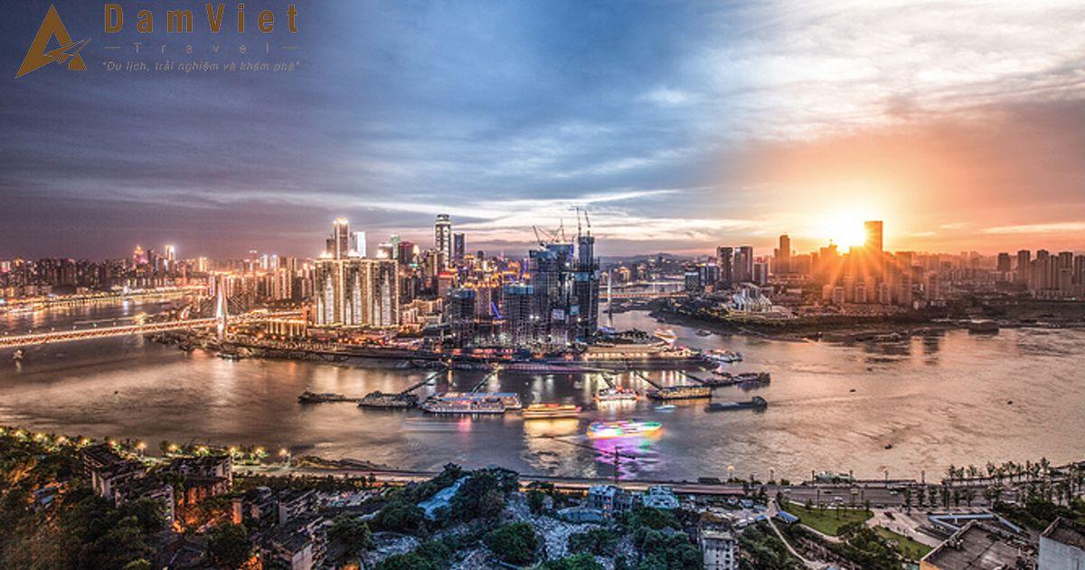 Du lịch Trùng Khánh-Xích Long-Vũ Thủy