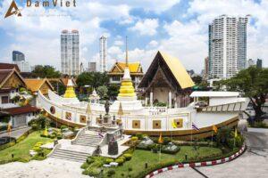 Du lịch Bangkok- Pattaya 5 ngày 4 đêm