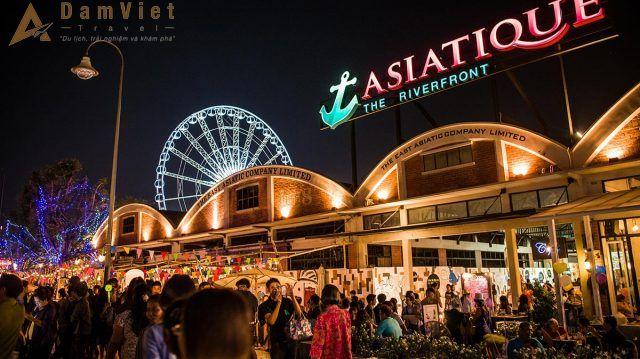 Du lịch Bangkok – Pattaya