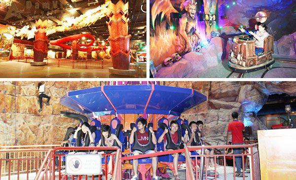 khu vui chơi Fantasy Park