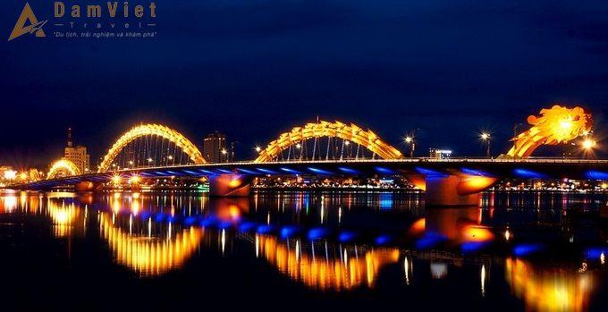 Cầu Rồng ở Đà Nẵng