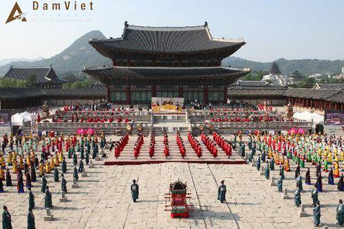 Hải Phòng – Seoul – Everland – Nami