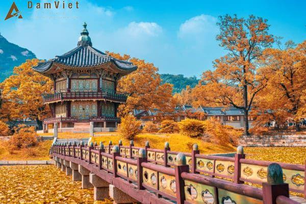 Du lịch Seoul - Nami - Everland