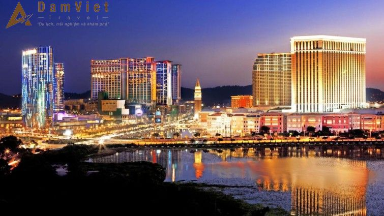 Thành Phố Macau