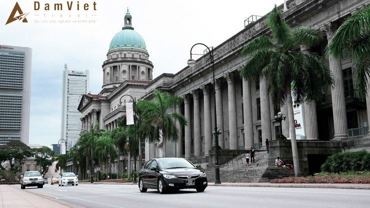 Tour du lịch SINGAPORE – MALAYSIA