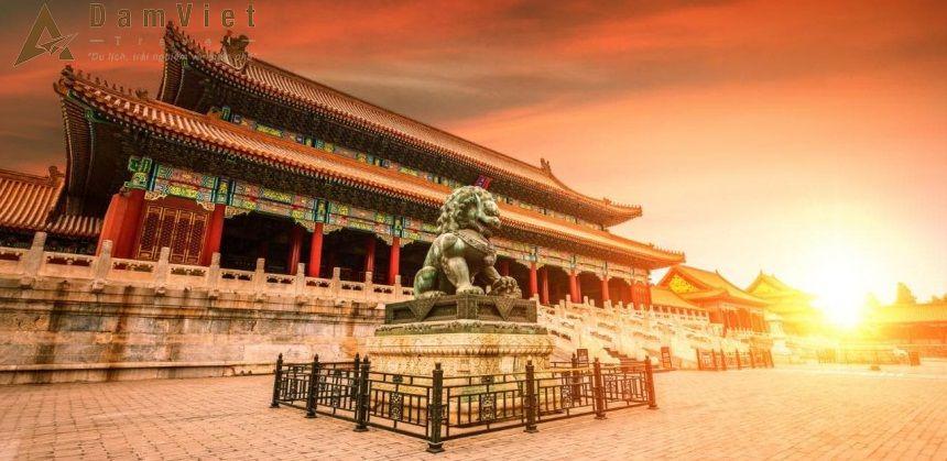 Du lịch thành phố Bắc Kinh