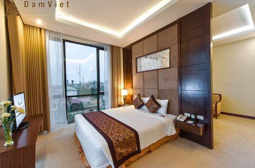 Phòng 1 giường đôi của khách sạn