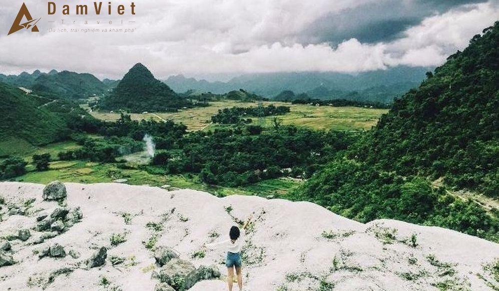 đèo Thung Khe ở Mộc Châu