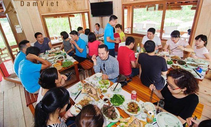 Tour du lịch Mộc Châu Arena Village