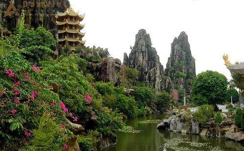 Ngũ Hành Sơn ở Đà Nẵng