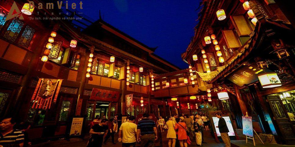 Tour Trương Gia Giới-Phượng Hoàng Cổ Trấn lễ 02/09
