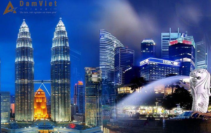Du lịch Singapore-Malaysia