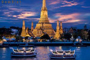 Tour du lịch Bangkok-Pattaya