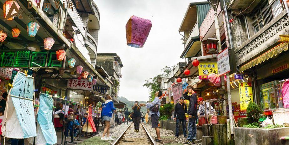 Tour du lịch Đài Bắc-Đài Trung-Cao Hùng