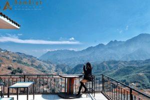 Những quán cafe view đẹp tuyệt vời ở Sapa