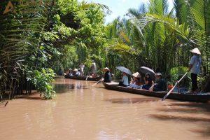 Sài Gòn – Mỹ Tho – Cần Thơ – Chợ nổi cái răng