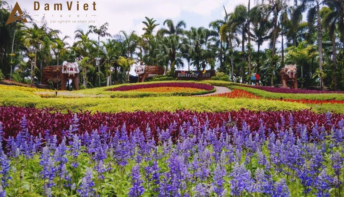 Vườn Saithip