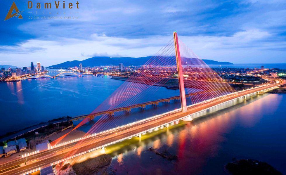 Cầu Trần Thị Lý ở Đà Nẵng