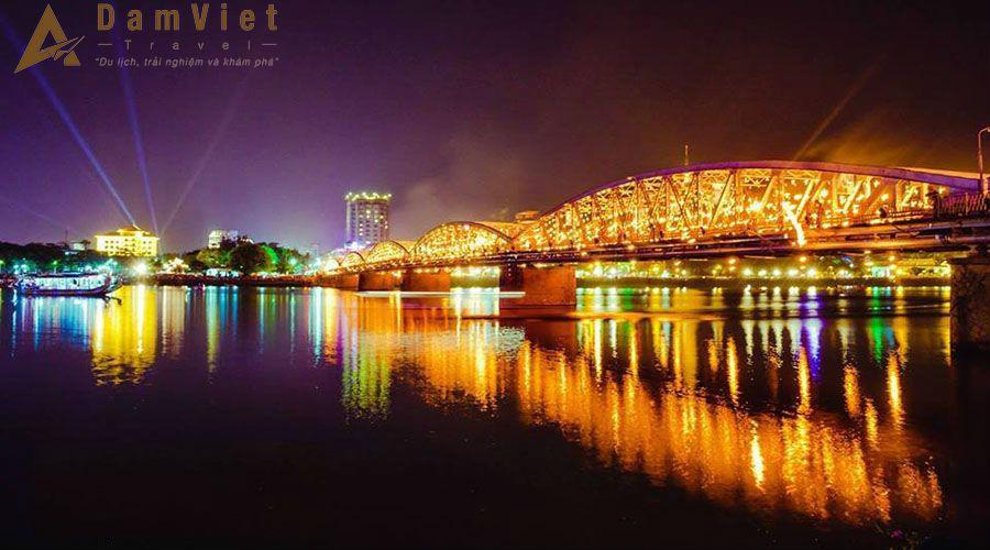 Đà Nẵng-Sơn Trà-Hội An-Bà Nà-Huế- Phong Nha( Thiên Đường)
