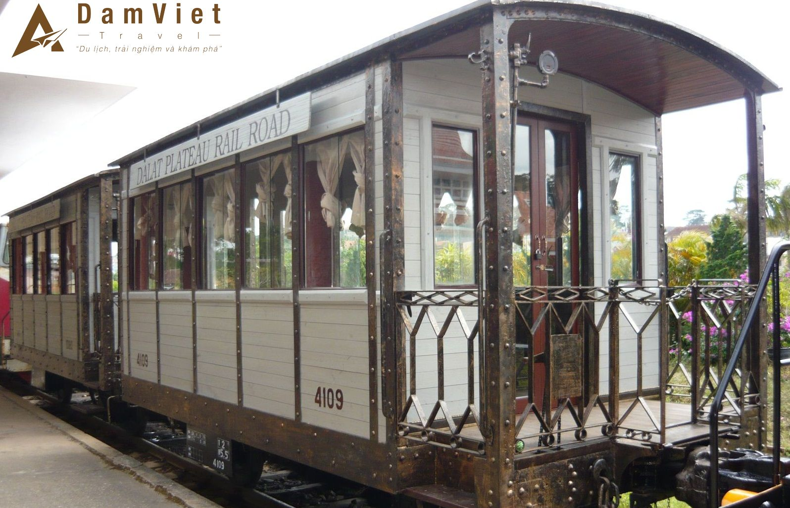 Ga xe lửa Đà Lạt