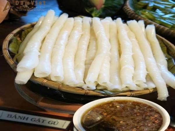 Bánh Gật Gù ở Hạ Long