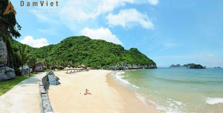 Đảo Cát Bà ở Hạ Long