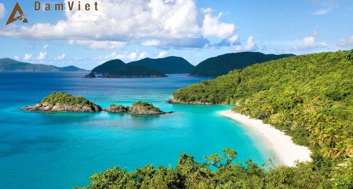 Đảo Quan Lạn ở Hạ Long