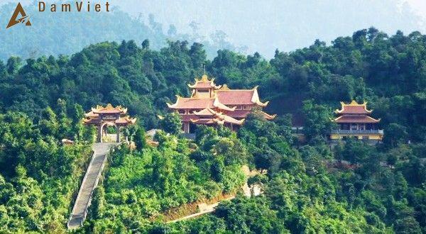 Khu di tích Yên Tử