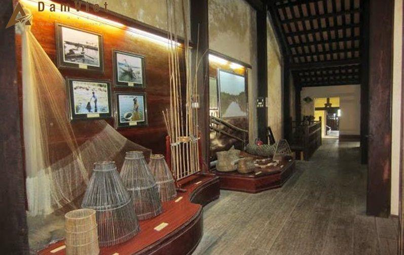 Bảo tàng Lịch sử – Văn hóa ở Hội An