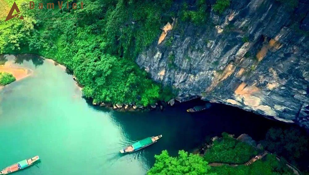 Du lịch Động Thiên Đường 1 ngày tour ghép