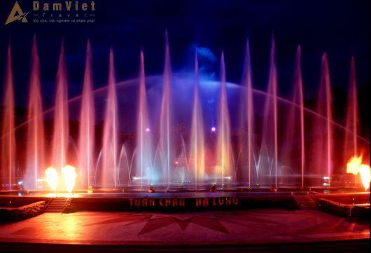 Nhạc nước ở Tuần Châu
