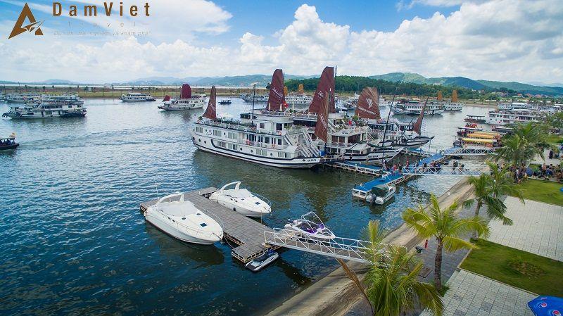Du thuyền đến Tuần Châu